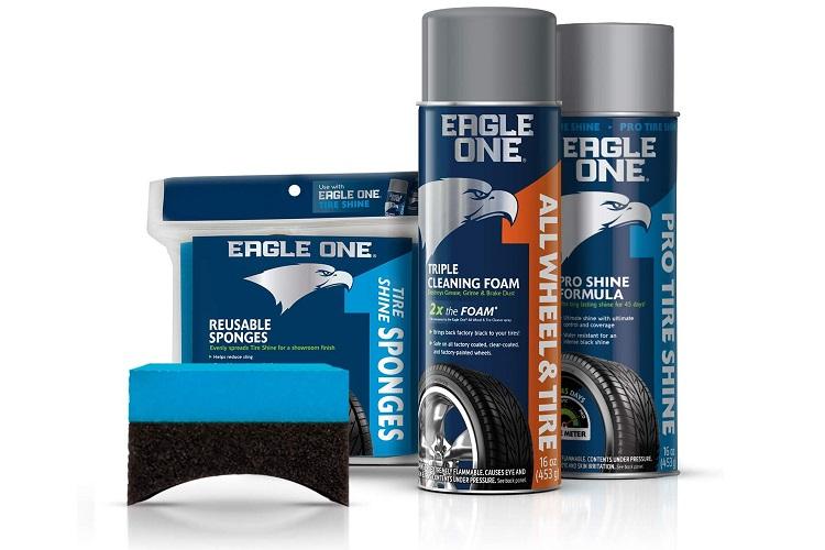 Eagle One 4-Piece Car Care Kit