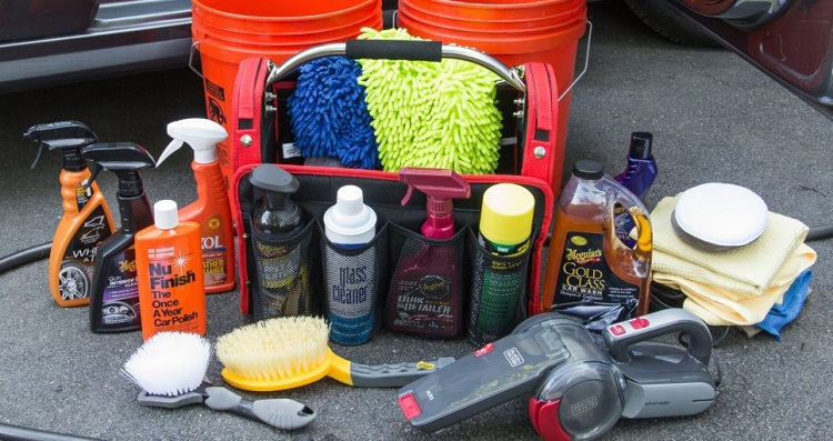 Tools For Car Wash