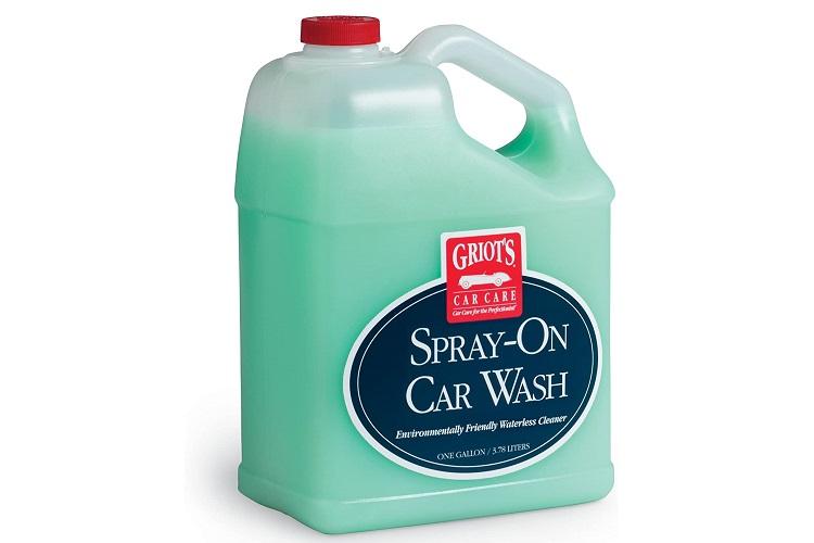 Griot's Garage 11066 Spray-On Car Wash